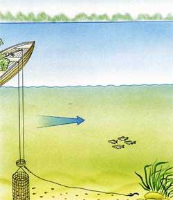 как сделать кормушку на леща с лодки